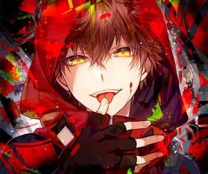 anime, otome game, and grim-gai no ouji-sama image
