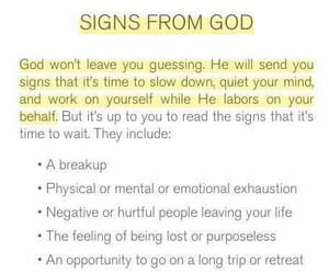 signs, god, and jesus image
