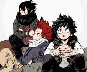 anime, manga, and boku no hero academia image