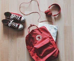 aesthetic, random, and red image