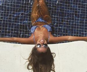 beach, bikinis, and cali image