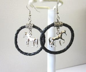 etsy, horse jewelry, and western jewelry image