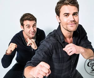 paul wesley, tell me a story, and james wolk image