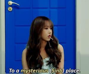 gif, korean, and kpop image