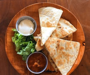 aesthetic, mexican, and quesadilla image