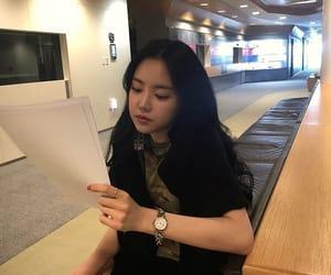 kpop, ulzzang, and naeun image