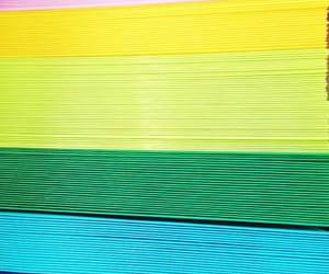 colorful, envelopes, and lines image
