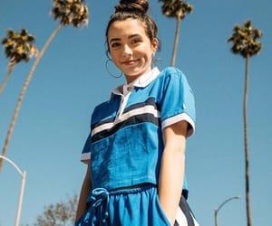 blue, fashion, and la image