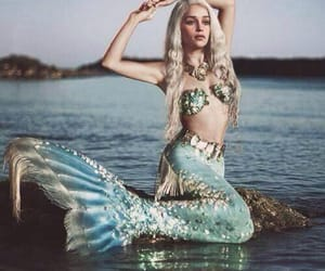 fantasy, siren, and khaleesi image