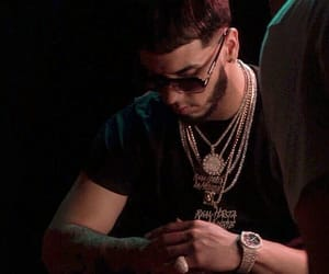 los intocables, anuel aa, and real hasta la muerte image