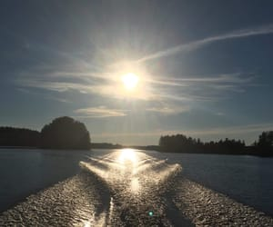 adventure, boat, and lake image