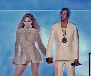 concert, fashion, and jay z image