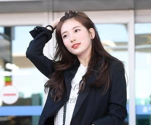 actress, beauty, and korean image