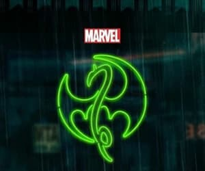 defender, Marvel, and ironfist image