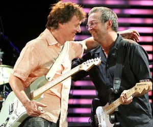 clapton, friends for life, and winwood image