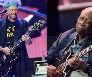 bb king and keef image
