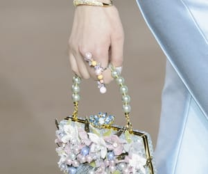 blue, detail, and Georges Hobeika image