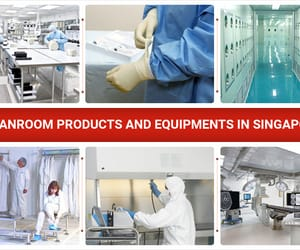 infection control, cleanroom products, and bio-decontamination image