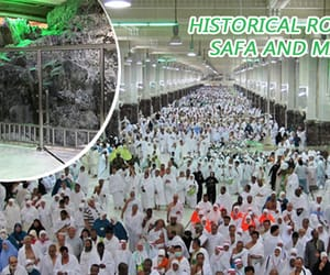 mecca, safa, and marwa image