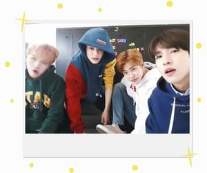 background, jaemin, and nct image