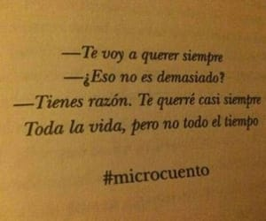 book, frases, and microcuento image