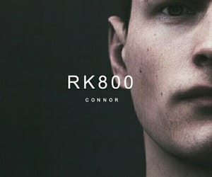 Connor, detroit become human, and rk800 image