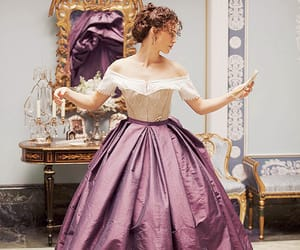 keira knightley, anna karenina, and dress image