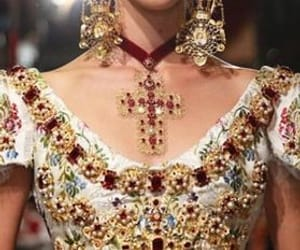 beauty, D&G, and Dolce & Gabbana image