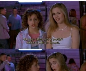 Clueless, movie, and alicia silverstone image