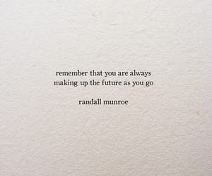 always, future, and quote image
