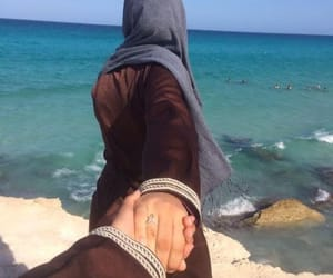 goals, headscarf, and moroccan image