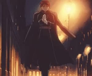 anime, gif, and roy mustang image