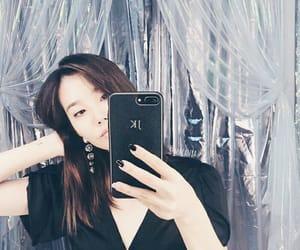 aesthetic, selfie, and joan kim image