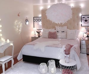 aesthetic, bedroom, and modern image