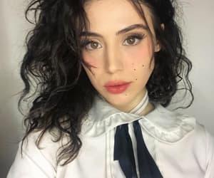 beauty, hair, and black hair image