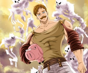 anime, the seven deadly sins, and nnt image
