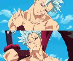 anime, the seven deadly sins, and husbando image