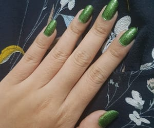 green, nailpolish, and keepcalm&paintyournails image