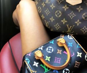 bag, mini bag, and Louis Vuitton image