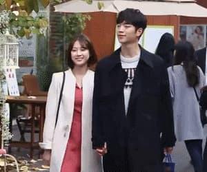 date, gif, and Korean Drama image
