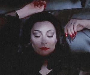 Morticia Addams, morticia, and addams family image