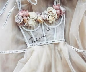 dresses and wedding image
