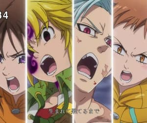 anime, diane, and the seven deadly sins image