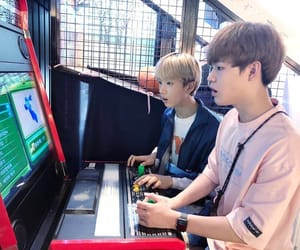 nct, jisung, and chenle image