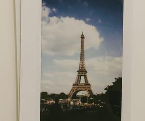 eiffel tower, france, and la tour eiffel image
