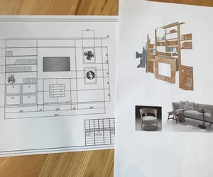 apartment, living, and project image