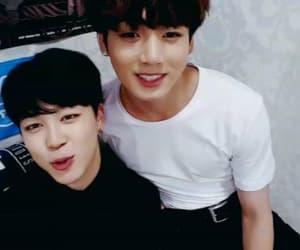 jungkook, park jimin, and jeon jungkook image