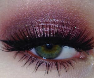 eye, make up, and make-up image