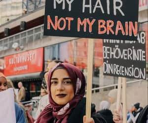 hijab, girl power, and muslim image