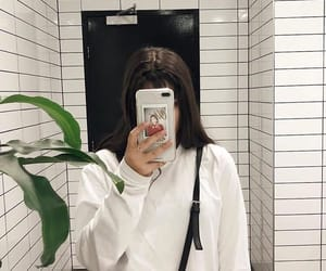 aesthetic, asian, and girls image